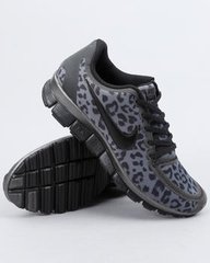 Leopard Print Nike's for my workout's