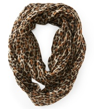What would you add with this leopard scarf?