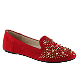 Aldo Hodell Flat in Red